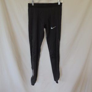 Nike shield Dri Fit Athletic Pants Womens Size Med